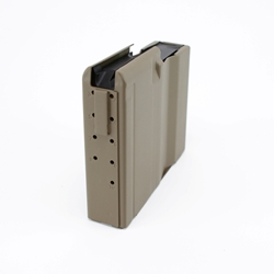 M107A1 .50 BMG Magazine Assembly, FDE/Tan