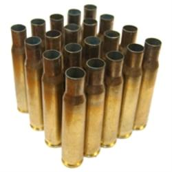 .50 BMG Once Fired Brass, Bag of 50