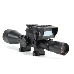 BORS SYSTEM, v2.x LEUPOLD SCOPE, 30mm Ultra High Rings