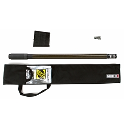 "MRAD Barrel Conversion Kit, .260 Rem, 24"", Carbon Fiber Wrapped"