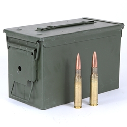 Ammo, Un-linked M33 Ball, 100 Round Box
