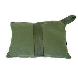 Shooting Bag, Rear, OD Green