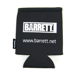 BARRETT KOOZIE, BLACK