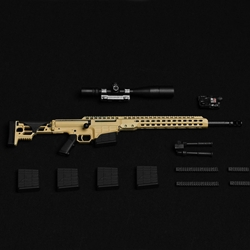 Toy MRAD 1/6 Scale, FDE