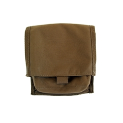POUCH, LARGE 10  ROUND MAGAZINE (TAN), M107A1/M82A1