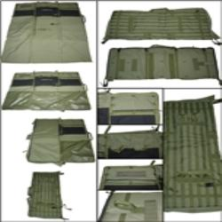 Drag Bag/Shooting Mat, OD Green M82A1/M107