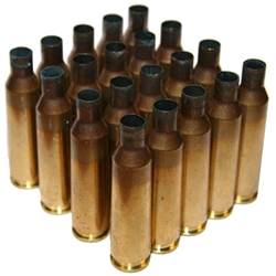 .416 BARRETT ONCE FIRED BRASS, BARRETT HEADSTAMP, BAG OF 50