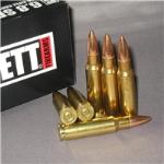 6.8 MM BARRETT BRAND, 110 gr BTHP, 30 ROUND BOX