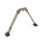Bipod Assembly for M107A1, FDE