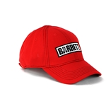 Hat, Red w/ Barrett Logo