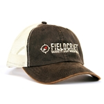 Fieldcraft Wax Cloth Mesh Hat