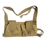 Bandolier, Magazine, 82A1/M107A1, Coyote Brown