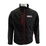 Jacket, Barrett Private Label, Matrix, Black, Mens