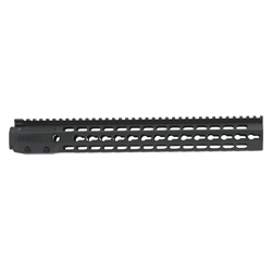 "15"" BRS Handguard, Extended Length with KeyMod"