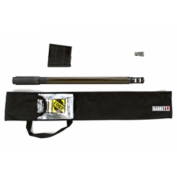 "MRAD Barrel Conversion Kit, .308 Win, 22"", Carbon Fiber Wrapped, 1-10"