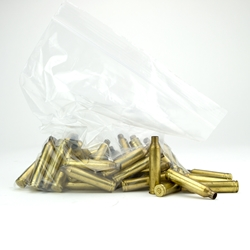 Once Fired Brass, 7mm Remington, Various Headstamp, Bag Of 50