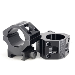 "ZERO-GAP 35mm Medium 1.1"" Scope Rings"