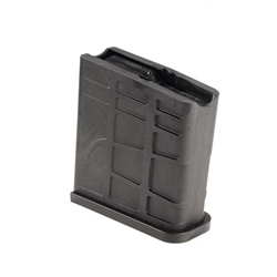 Magazine MRAD Assembly, D, 338 NM / 300 NM, 10 Round, Black