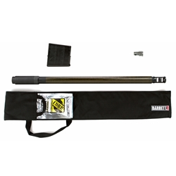 "MRAD Barrel Conversion Kit, 300 PRC, 26"",1-8, SS, Carbon Fiber, MRAD, 5/8x24 with Barrett Brake"