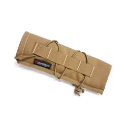 COVER, QDL SUPPRESSOR, TAN