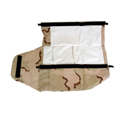 Pack Mat Cover, Desert/Winter